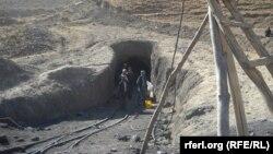معدن ذغال در فاریاب