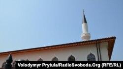 Мечеть Орта-джами в Бахчисарае (архивное фото)