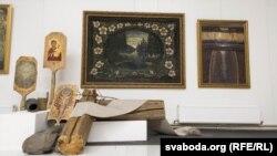 Інсталяцыя «Шляхамі Язэпа Драздовіча»