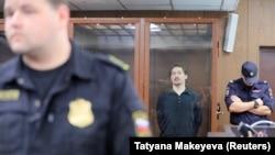 Суд над Кириллом Жуковым