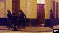Rube şəhəri 2012-ci ildə də polis əməliyyatına meydan olmuşdu