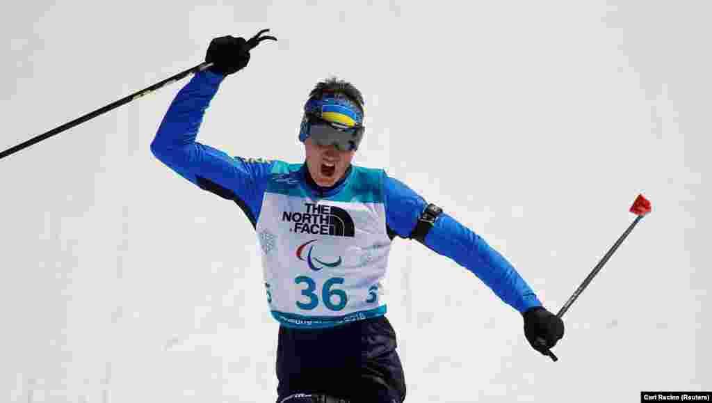 Тарас Радь– наймолодший зимовий паралімпійський чемпіон в історії України. Йому лише 18 років
