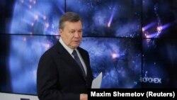 Президенти пешини Украина Виктор Янукович