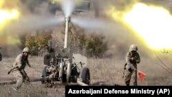 Azərbaycan artileriyası ,20 oktyabr 2020