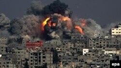 Gaza, 29 korrik 2014