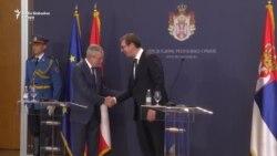 Van der Belen: Podržavamo svako mirno rešenje za Kosovo