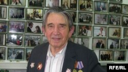 Валентин Селібер у київській студії Радіо Свобода