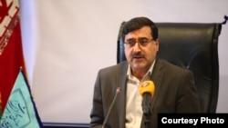 Samiollah Hosseini Makarem, the new acting mayor of Tehran.