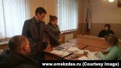 Вадим Остапов – Омский Мимино в суде
