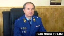 Нохчийчоь -- Нохчийчоьнан керла прокурор Абдул-Кадыров Шарпудди, 27ГIа12
