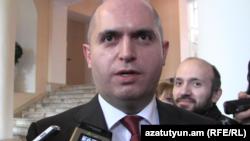 Армен Ашотян (архив)