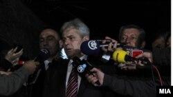 Лидерот на ДУИ, Али Ахмети