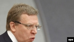 Russian Finance Minister Aleksei Kudrin