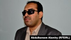 سرور نصار رئيس جمعية رعاية المكفوفين - البصرة