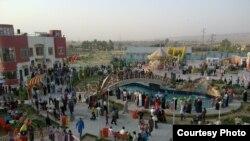 مدينة العاب دجلة ستي في الموصل
