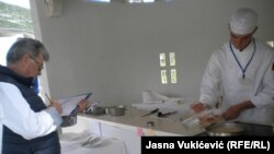 Karapandža: Zaista uživam u zasluženoj mirovini i kuvanju (na fotografiji: čuveni kuvar u ulozi člana žirija, Budva)