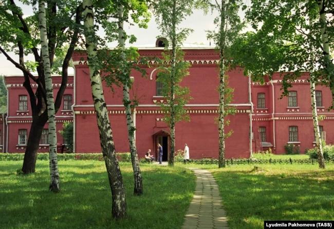 Городская психиатрическая клиническая больница имени Н.А.Алексеева