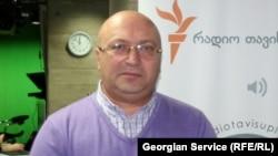 Глава грузинского Антидопингового агентства Палико Касрадзе