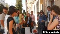 Форум делегатлары