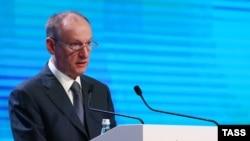 Russian Security Council Secretary Nikolai Patrushev (file photo)