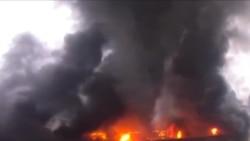 Scenes From Grozny Gunbattle