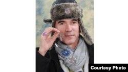 Деан Шкартов, колекционер на природни камења.