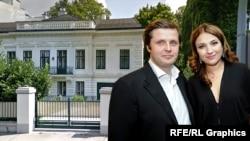 Родина Андрія Холодова, який балотується у Верховну Раду від «Слуги народу», має маєток в елітному районі Відня