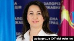 Марина Кудерчук із листопада 2019 року була заступницею Запорізької облдержадміністрації