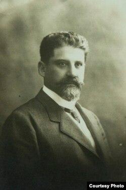 Constantin Stere (Sursa: I. Țurcanu, M. Papuc, Basarabia în actul Marii Uniri de la 1918)