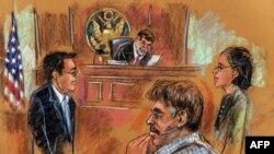 Pikture nga gjykimi