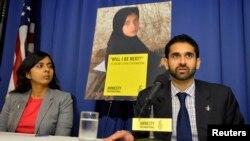 گزارشهای تازه سازمانهای مدافع حقوق بشر در مورد پهپادها روز ۲۲ اکتبر در واشینگتن منتشر شد