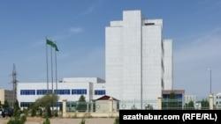 Медицинский центр в Балканабаде, Туркменистан (иллюстративное фото)