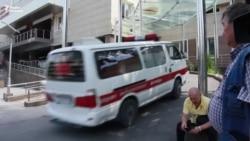 Раненные при теракте в Алматы доставлены в БСМП