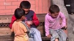 """Қытайдың лагерьлерінде балалар да """"қамауда отыр"""""""