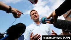 Алексей Навальный (иллюстративное фото)