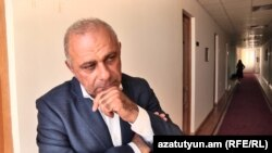 Бывший начальник Полиции Армении Алик Саргсян
