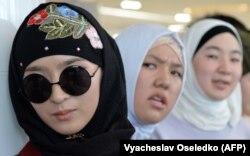 День платка в Кыргызстане.