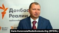 Андрій Мамалига, представник уповноваженого Верховної Ради України з прав людини