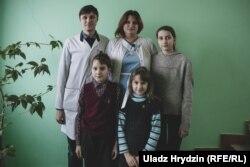 Сям'я Казлоўскіх