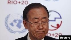 Sekretari gjeneral i OKB-së, Ban Ki Mun