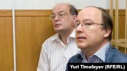 Подсудимые Самодуров и Ерофеев
