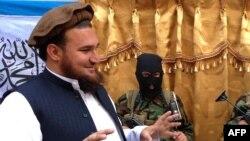 احسان الله احسان سخنگوی سابق تحریک طالبان پاکستان