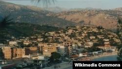 Pamje e Himarës në rrethin e Vlorës