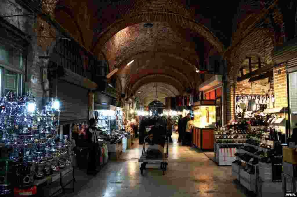 Tarixi Urmiya bazarı #5