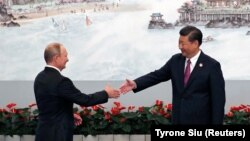 Interesi postoje: Ruski i kineski predsjednik