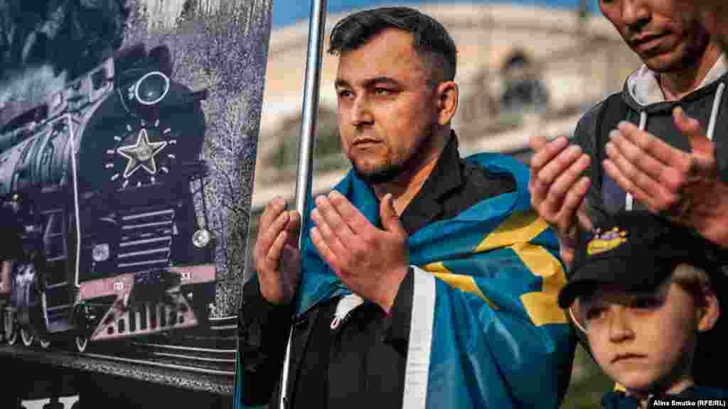 Teşkilâtçılardan biri, Qırımlı İsmail Ramazanov