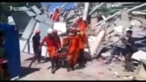 Число жертв землетрясения и цунами в Индонезии превысило 800