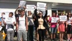 Студенти проти кіосків біля університету, у яких продають пиво