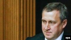 Андрей Дещица, министр иностранных дел Украины.