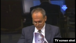 Tomislav Premović u sudnici 12. travnja 2012.